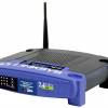 Linksys - luka w routerach