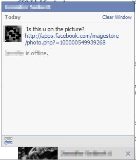 trojan na facebooku