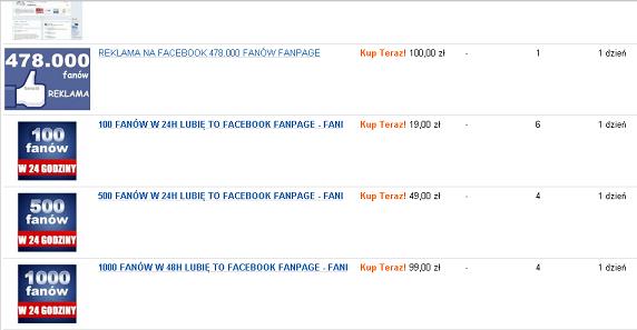 facebook-sprzedaz-fanpage