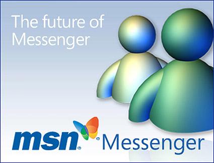 Hakerzy wyczekują na zamknięcie MSN Messengera.